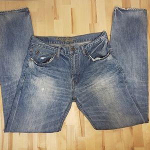 American Eagle Original Taper Jeans Sz 32x34